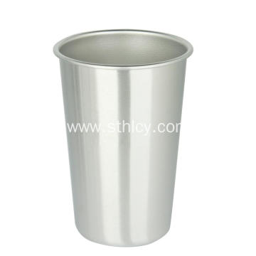 BPA Free 16oz Stainless Steel Cup